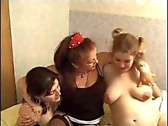 twee zwanger van een oude lesbische