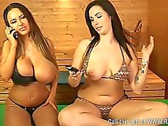 Paige Turnah and Danni Levy together