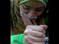 car blowjob arab
