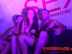Yarisa duran y Chiki Dulce con espontaneos SEB 2015