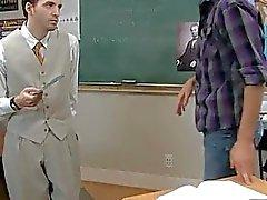 Homosexuell Porno- Büffeln New Yorker Manchmal wird diese unstillbaren Lehrerin statt