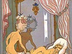 Erotische kunst van George Barbier 4 - Les Liaisons Dangereuses