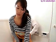 Japanese mom sex educates son's friends 2 (MrBonham)