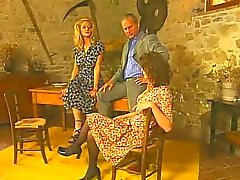 Anaal drietal Angelica Wild , Jane Darling