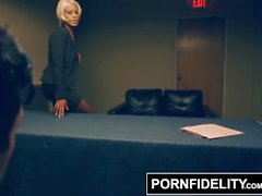 PORNFIDELITY Бриджит B использует расширенные методы допроса