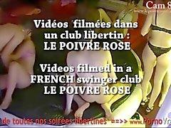 Camera espion en soiree privee ! French spycam Part186