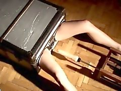 El Sr. Grey cine del porn muestra makinglove Fetiche de BDSM