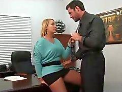 Fuck Me - ik ben Uw Female Boss -