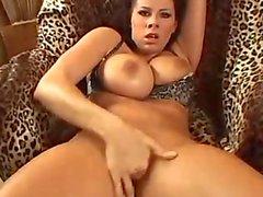 Gianna Michaels Masturbaición