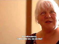 Non il sesso olandese suore