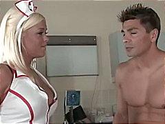 Laat de verpleegkundige een kijkje nemen Niets om verlegen over