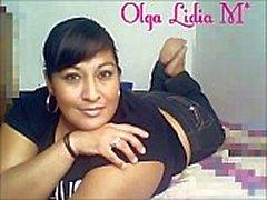 Olga у Ross Alejandra ... ми Gorda сексуальные