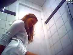 Brünette Amateur Teen ass Toiletten hidden cam Voyeure
