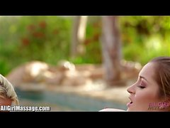 All Girl Massage Anikka Albrite léchage Dani Daniels