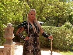 Samuraylar bebeğim Ashley Bulgari marka