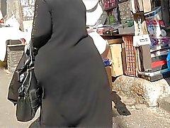 Кандид арабо Попка - Большие задницы - Street Voyeur - зрелая Пиратская