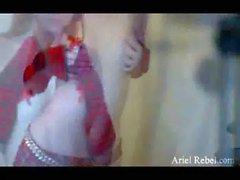 Espíe a de Ariel Rebelde
