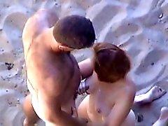 la playa de veintiséis