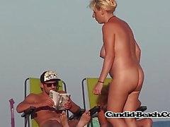 Gros seins Sexy Pussy Nu Amateur Milfs Nudistes Voyeur Beach