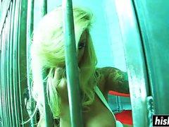 Prigioniero Brooke Banner si annoiava in fretta