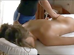 Sensational lesbisk massage