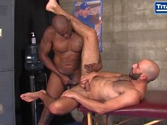 Trainer Diesel Washington Vs. Eric Nero!
