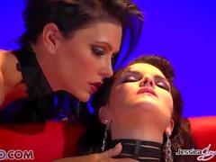 Spizoo - Jessica Jaymes & Mackenzee Pierce lesbisk fan fest