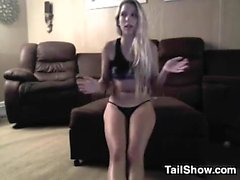 Charley Chase Solo ropa interior roja