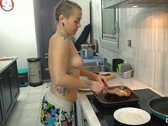 CHICAS LOCA - стейк и день празднования Оральный кухня