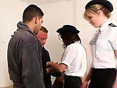 Police maestra colpo Ebete