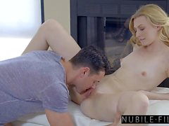 NubileFilms - Putain chaud avec Belle Blonde