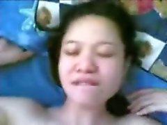 pretty ragazza che indonesian a cura di Eny nanda