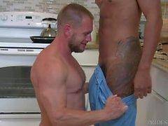 Big Dick Breakfast & A Side Of Latino 4 Daddy Por Favor