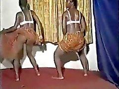 Африканская Booty Встряхните