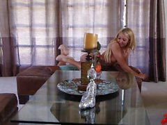 Aaliyah förälskelse Super hoade Blonde