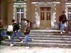 Vintage Movie - Boarding school