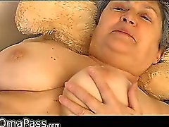 Nonna con grossi panties OmaPass