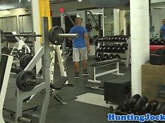 Finelooking пригодности ломти стучать в спортзал