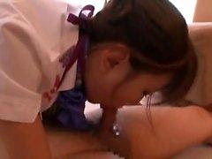 Chicas japonesas peludas en la acción del sexo hardcore