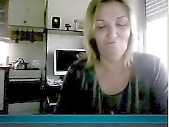 Uruguay sisters show skype by (tetoo010)