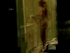Nicole Coco Austinin the Shower