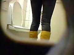 Blond teen Kätzchen Esel Toilette verborgene Spionnocken Voyeure 7