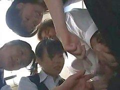 Japonês CFNM HJ - Censurado
