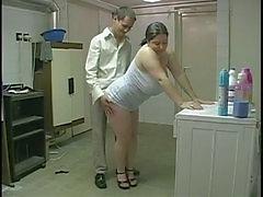Ze is de beste badkamer neuken