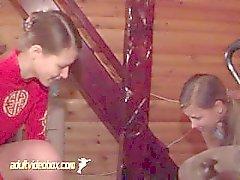 RuzzGirlz 18 Bath Russische Traditionen AVBS1
