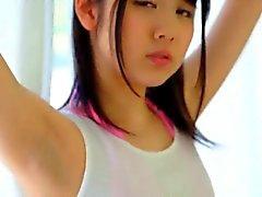 Soft asia biquinis provocadora