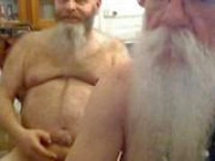 Twee oude mannen
