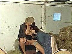 De bästa porr scener från kinky redneck tik Andy slå på skärmen