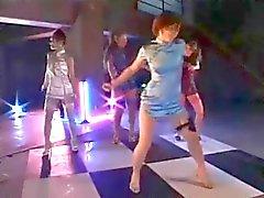 Dançando e Gozadas