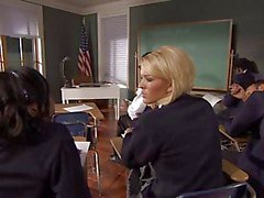 Hot för lärare